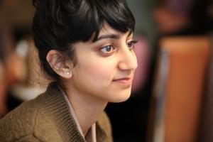 Sunita plays Maya