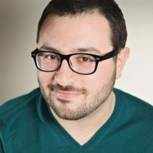 ELIOT GLAZER as THEO